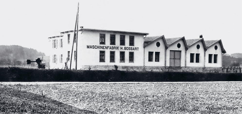 Fabrik in Reiden
